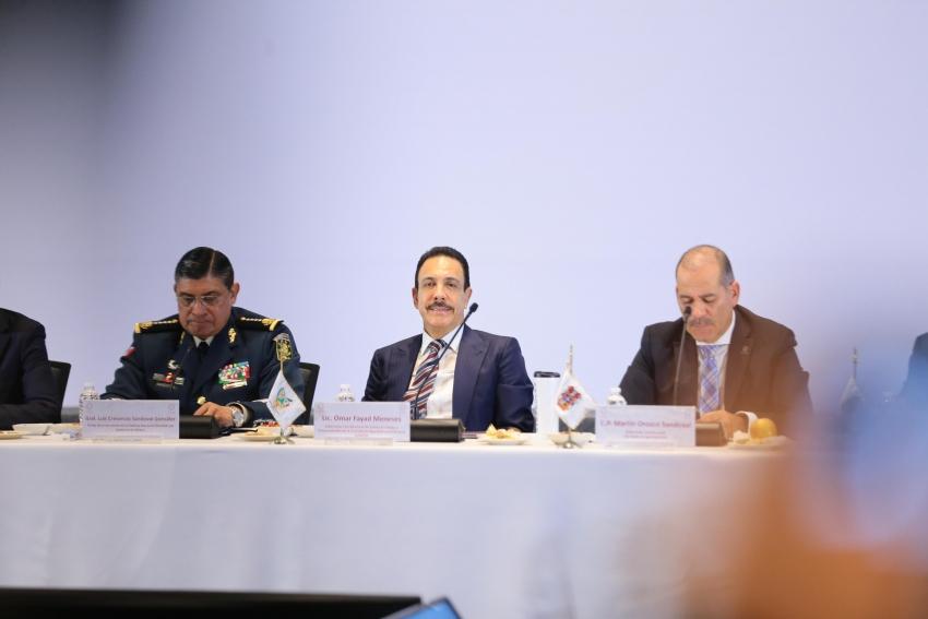 CONSENSO Y COORDINACIÓN, BASES DE LA ESTRATEGIA NACIONAL DE SEGURIDAD