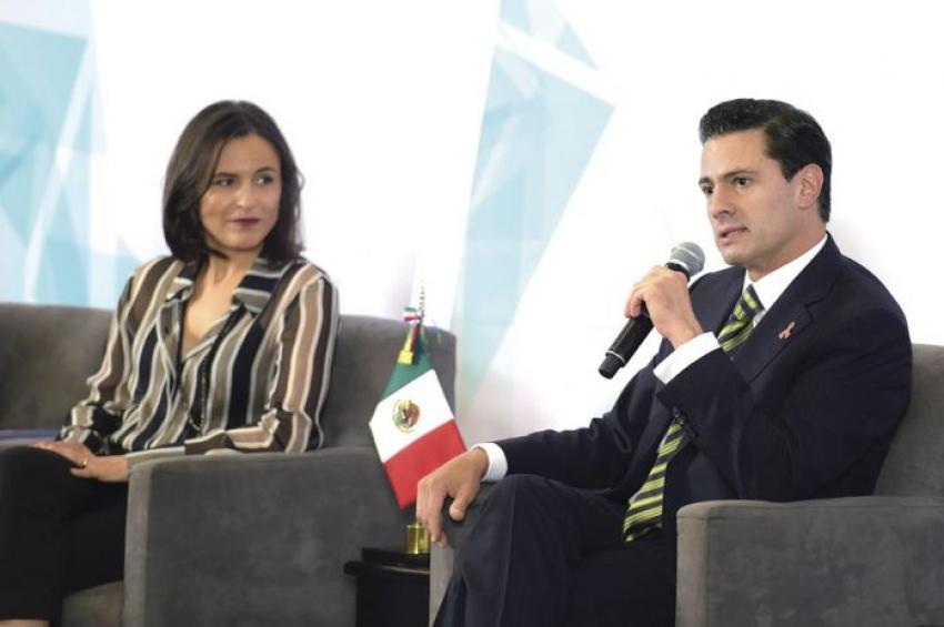 Reformas dan avance al país en competencia: EPN