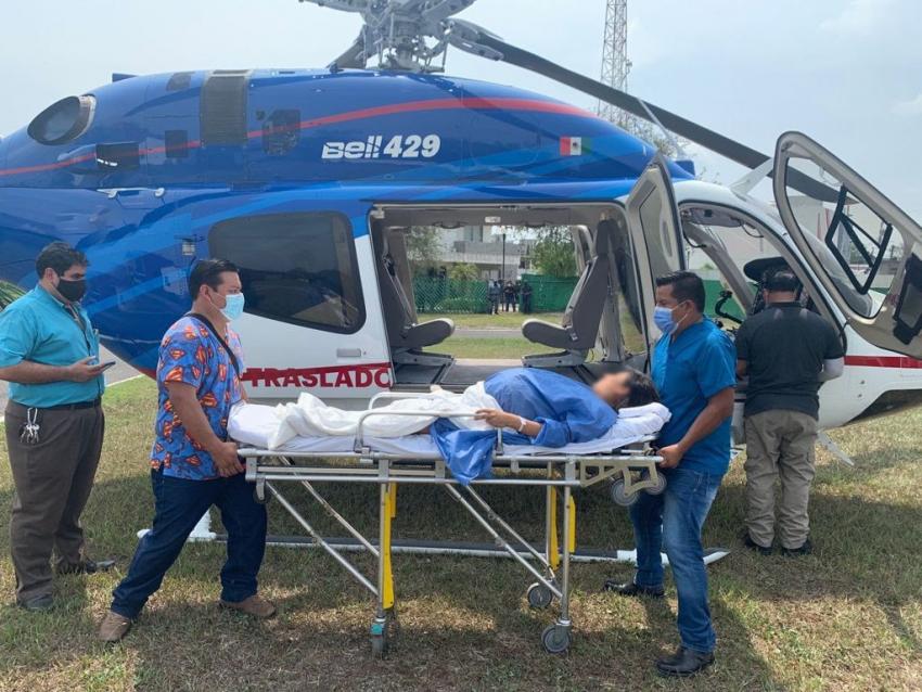 6 mil 870 dosis de vacunas contra el SARS-CoV-2 destinadas para personal educativo de la Huasteca y la Sierra.