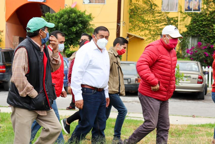 MEJORES SERVICIOS SIN INCREMENTAR LA CUOTA DE AGUA POTABLE, NI EL IMPUESTO PREDIAL: CHAVA JIMÉNEZ.
