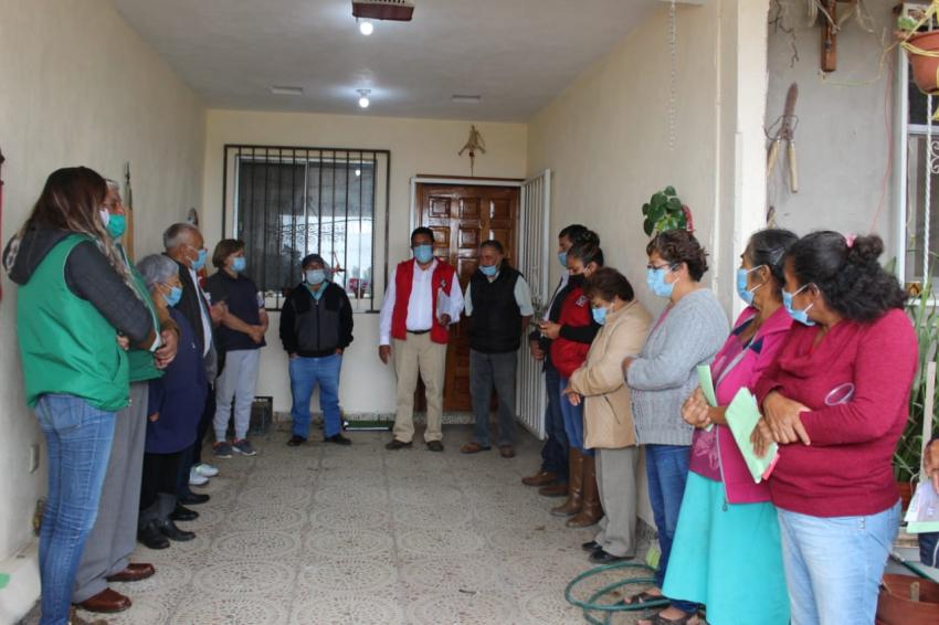 TRABAJAR POR EL BIENESTAR Y TRANQUILIDAD DE LAS FAMILIAS DE CUAUTEPEC SERÁ UN PRIVILEGIO SEÑALÓ MANOLO RIVERA
