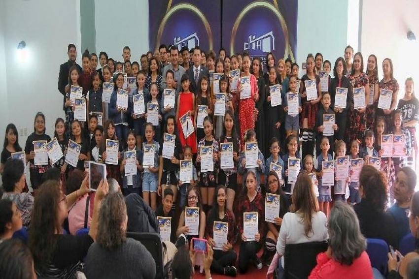 ABRE MINERAL DE LA REFORMA, CONVOCATORIA PARA SU PROGRAMA MUNICIPAL DE EDUCACIÓN ARTÍSTICA INICIAL