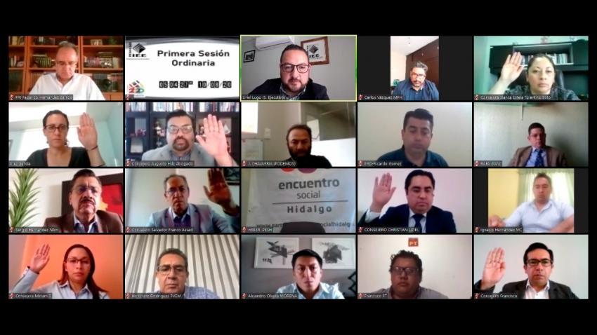 IEEH aprueba 38 Candidaturas Independientes