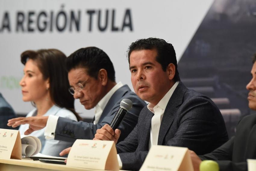 Parque Tolteca, inversión positiva para Tula y la región: Gadoth Tapia
