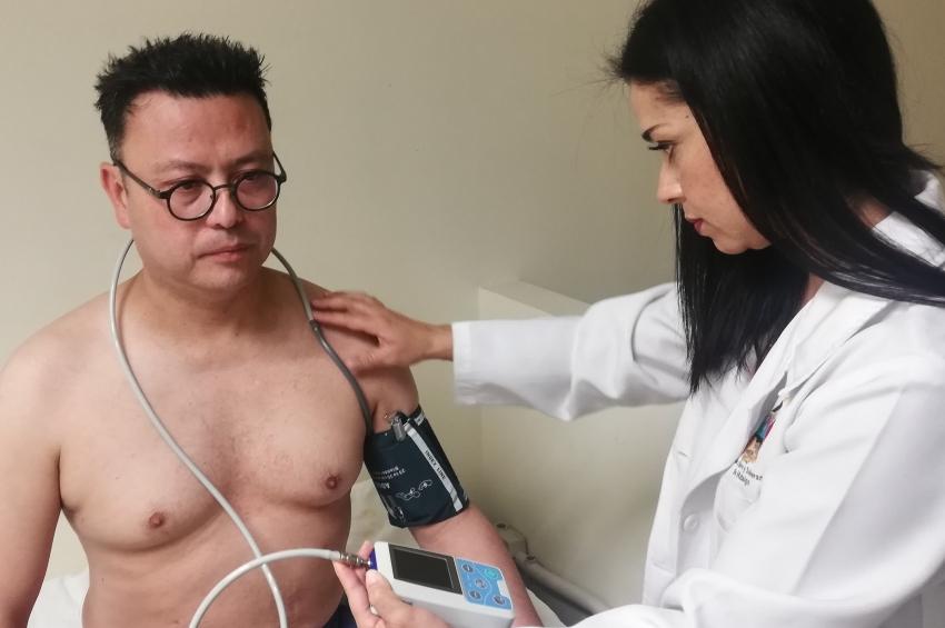 IMPLEMENTA SSH EN HOSPITAL ARISTA, NUEVA UNIDAD ESPECIALIZADA PARA DETECCIÓN DE ENFERMEDADES CARDIOVASCULARES