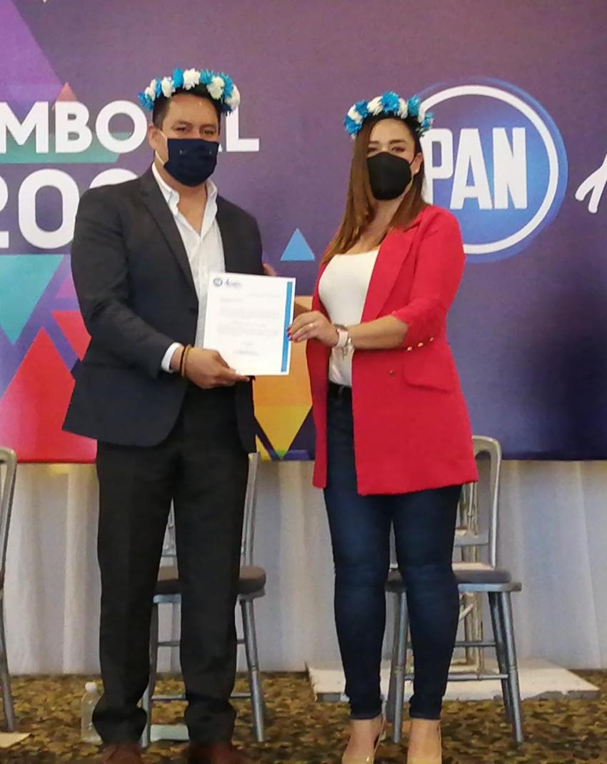 Asael Hernández, coordinador político y de estrategia electoral con rumbo al 2022