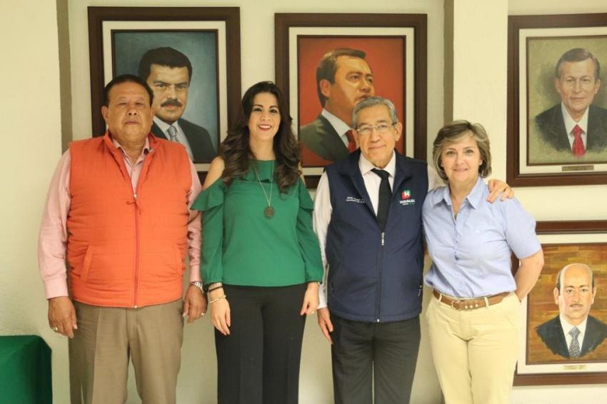 Muestran disposición y voluntad, alcaldía de Pachuca y sindicato: Simón Vargas