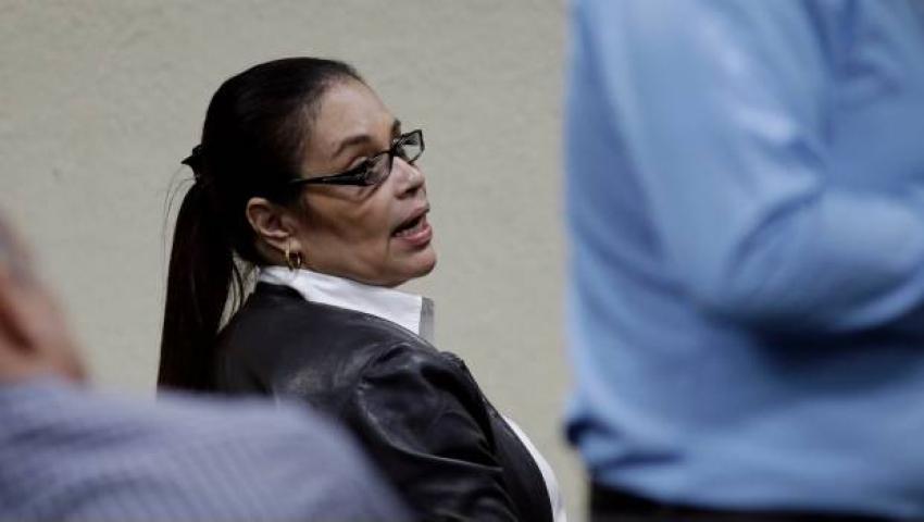 Dan 15 años de prisión a exvicepresidenta de Guatemala