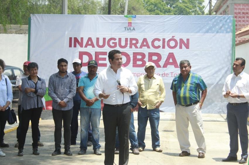 En tres años de administración municipal más de 5 millones en obras y acciones en El Carmen