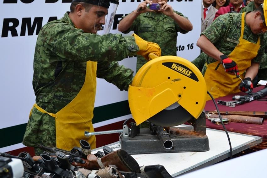 Inicia Sedena En Tula Campaña De Canje De Armas 2019